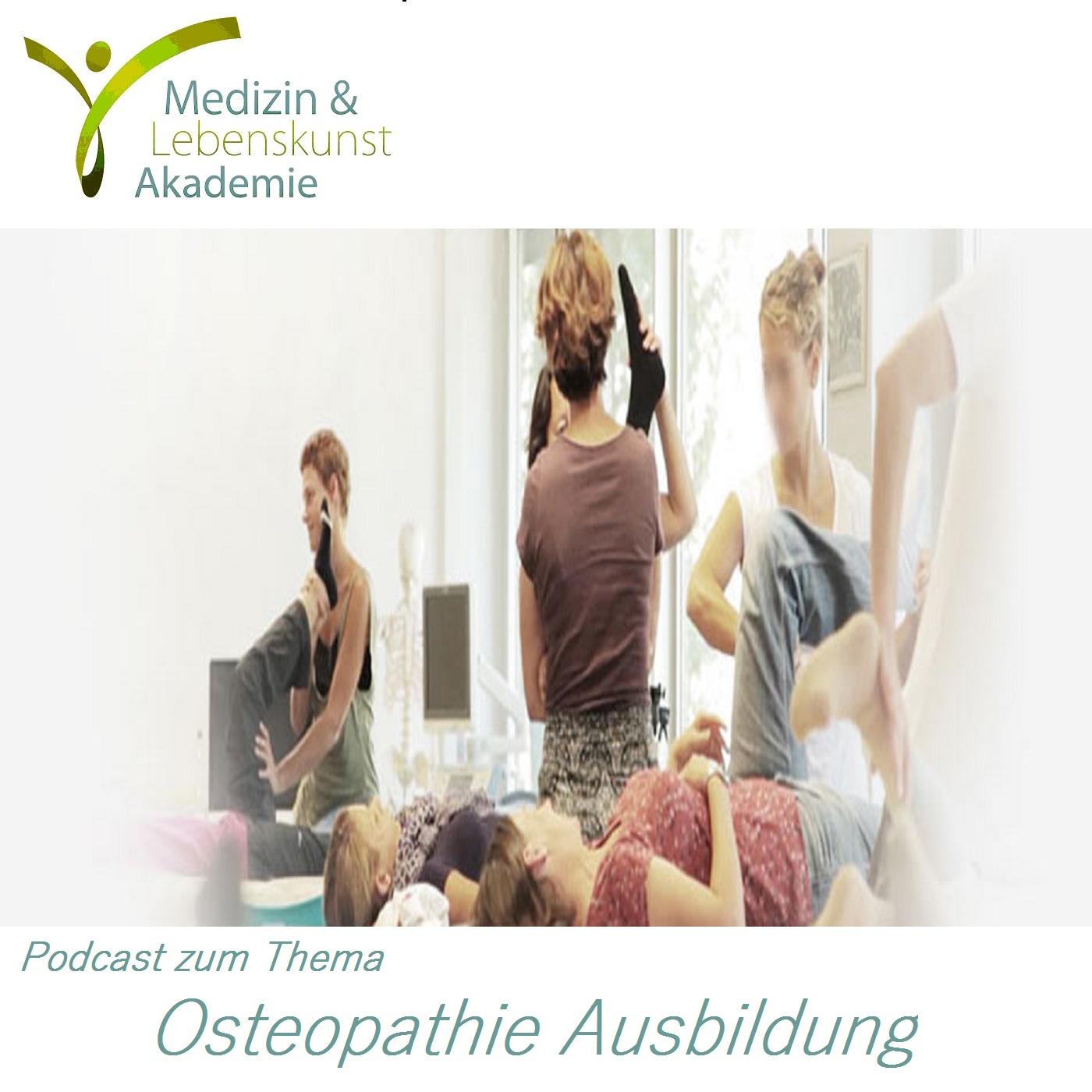 Der Osteopathie Ausbildung Podcast
